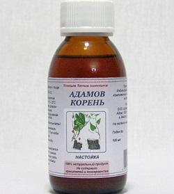 adam rădăcină și varicoză)