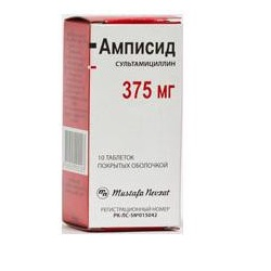 Tablete Ampisid 375 mg