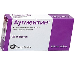 Agent antimicrobian Augmentin