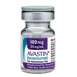 Avastin 25 mg / ml soluție